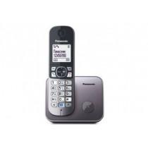 Радіотелефон Panasonic KX-TG6811UAM DECT (металік)
