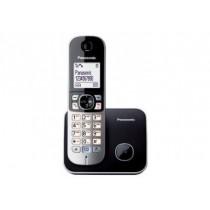 Радіотелефон Panasonic KX-TG6811UAB DECT (чорний)