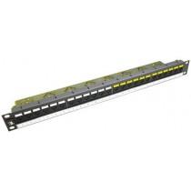 """Патч-панель 19"""", 24xRJ45, DG+, UTP, кат. 6, 1U PID-00141"""