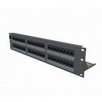 """Патч-панель 19"""", 48xRJ45, UTP, кат.5е, 2U PID-00059"""