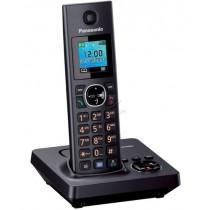 Радіотелефон Panasonic KX-TG6821UAB Black DECT + АВ