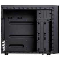 Корпус Fractal Design Core 1000, USB3, black mATX без БП (FD-CA-CORE-1000-USB3-BL)