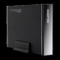 "Зовнішня кишеня 3.5"" Chieftec HDD/SSD External Box CEB-7035S,aluminium/plastic,USB3.0,RETAIL"