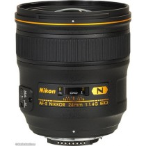 Об'єктив Nikon AF-S 24mm/ 1.4G ED