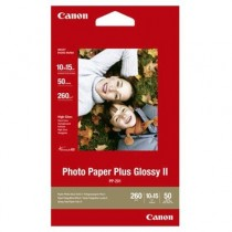 """Папір Canon 10x15 Photo Paper Glossy PP-201, 4""""x6"""", 50л"""
